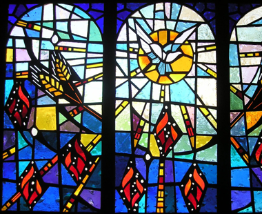 Pentecost: Jesus enters our locked homes